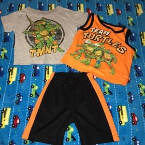 3-pc Toddler Boy Outfit